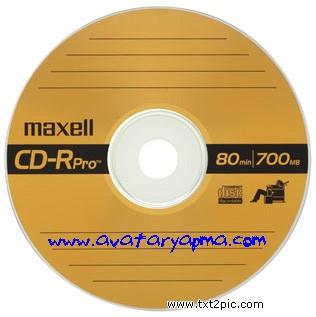 cd-uzerine-yazi-yazma