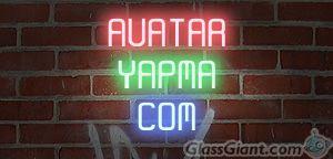 neon-yazi-yazma